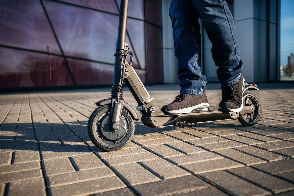 nanrobot d4+ pro electric scooter review